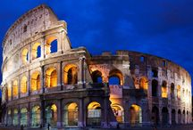 The Eternal City / All roads lead to Rome