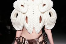 3D Sculptural Fashion Design / 3D sculptural Fashion Design and Textile Design to help inspire budding fashion designers! Haute Couture Fashion inspiration of shape, texture and  3D design!
