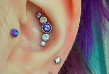Tattoos & Piercings / by Bere Mont