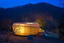 Tent Pods