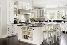Kitchen Ideas / by Lauren Simmers