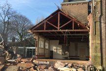 Verbouw Renovatie scholen