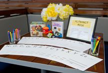 Baby Showers / Ideas, things we love, themes