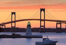 Rhode Island Seaside