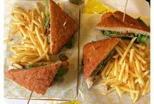 Bubada Club Sandiwches / Club Sandwiches & More
