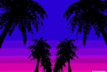 80's digital art