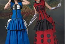 Costumes - Doctor Who / costumes, cosplay, doctor who / by Jacqui Vriens