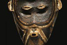 Luluwa masks. D.R.Congo