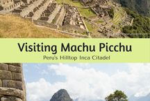 Peru / Follow this board for Peru and Machu Picchu travel tips, photos, inspirations, places to see, things to do, what to eat, where to stay, travel guides, and more.