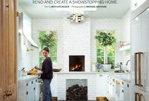 kitchens / by Erin Williamson