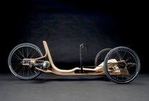 Recumbant bike ideas / For design