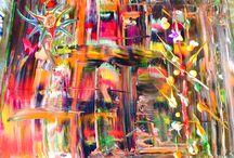 My own Galerie! / Malwerke von mir!