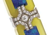 Vintage Jewelry / The finest jewelry dating back to the early 1900's and on.