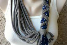 шарфы-воротники