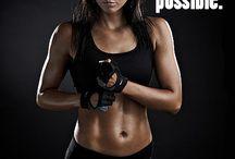 Fitness Motivation / by Brittney Kopiec