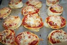 Blätterteig/Pizza/Flammkuchen/Plinse