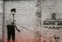Street Art / Art that we've come across on our travels, or would like to go see.