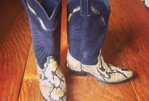 Cowboy Boots / by Goodbuy Girls Nashville