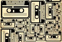 Cassettes / Analog, Ready for Tape Decks and Always in Fashion / by Sean LeClaire