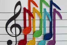 MUSIC CROCHET