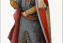 Armature XI secolo / Fonti, reperti, rievocatori