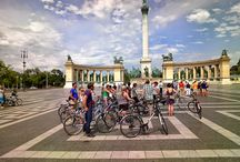 Bike Tours / Photos of Budapest Bike Breeze Tours