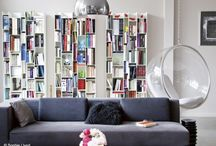 Idée mobilier / Bibliothèque