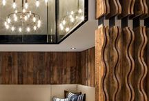 Textures & Patterns Inspo / Textures and Patterns - for walls, ceilings, floors! Gorgeous eye-catching details #badassdesign