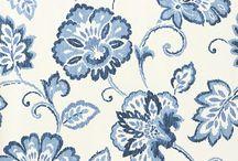Ikat Florals