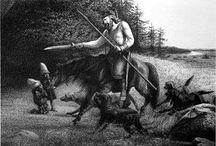 Vikings - Sword - exhibiting power / Mood board