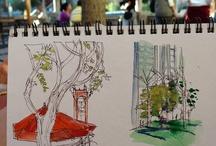 Urban sketches