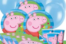 Cay's Peppa Pig Party