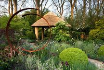 Our Chelsea Flower Show Garden designs / Gardens that we have designed and built at The Chelsea Flower Show and Hampton Court, which have won us 8 GOLD medals, Best in Show and The People's Choice Awards.