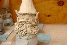 art - fantasy clay