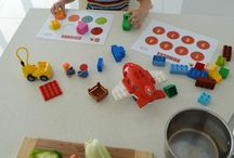 Lego Duplo - Mums Lounge / Mum Hacks: Keeping the Kids Occupied so You Can Shower, Cook or Go to the Toilet in Peace!  #lego #duplo #mummyhacks #busy #activities #kids