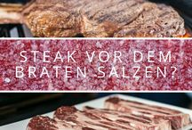 Fleisch- und Steak-Tricks