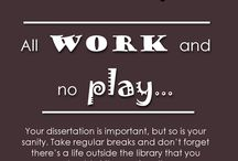 Dissertation Tips / #Tips on how to plan and prepare for writing your dissertations.