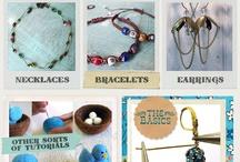 Jewelry-Miscellaneous / by Amy Rasmuson