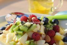 recette au fruit