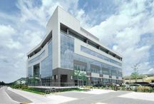 Laurentian Place / Laurentian Place is a state of the art Class A Smart Centres office facility in Ottawa, Canada.