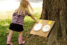 Preschool & Toddler Activities