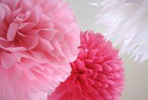 #50 nuances de rose / Le rose dans tous ses états !
