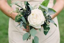 boho bukiet ślubny/ boho wedding bouquet