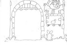 proxecto castelos edad media