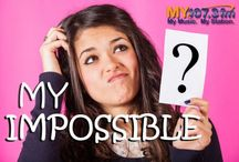 My Impossible Question / by Nancy Mace