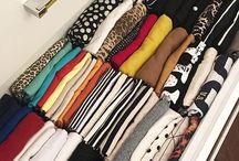 Organização - Closet