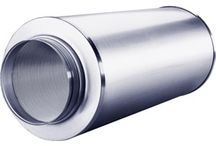 Ventilation ducting and silencers / Ventilation ducting and silencers