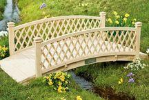 мостики в сад