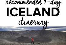 Travel Iceland / Travel Iceland, Reykjavik, Scandinavia