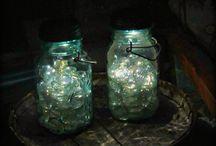Solar Lights / by Diane Gosmire-Gilbertz